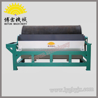 Wet magnetite magnetic separator use nickel ore