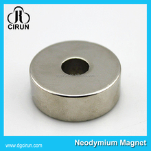 cheap price large big radial diametrically magnetized multipole neodymium ring magnet for speaker