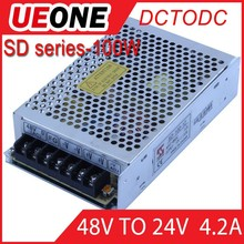 100w dc to dc inverter universal tv power supply