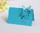XWK32 Birthday party decorations butterfly laser cut holiday mood place name card