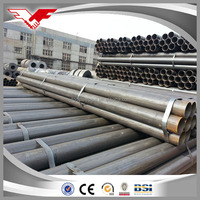 carbon steel material factory tianjin city pipe astm a53 grade b