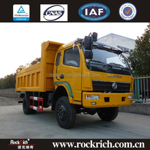 Dongfeng Military hot sale 5 ton 4x4 mini dump truck for sale