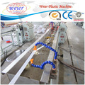 Automatic production line for making PVC edge lipping high gloss wood furniture edge tape