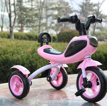 New cool cheap kids tricycle baby stroller tricycle with music and light