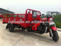 china cargo triciclo motor/175cc 3 wheel motorcycles/Huajun tricycle