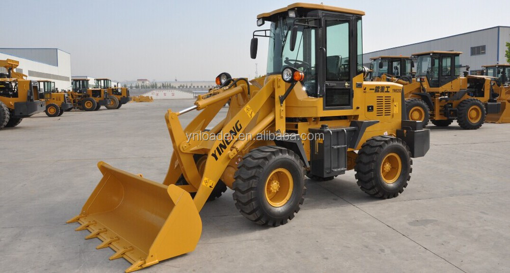 mini loader ZL12