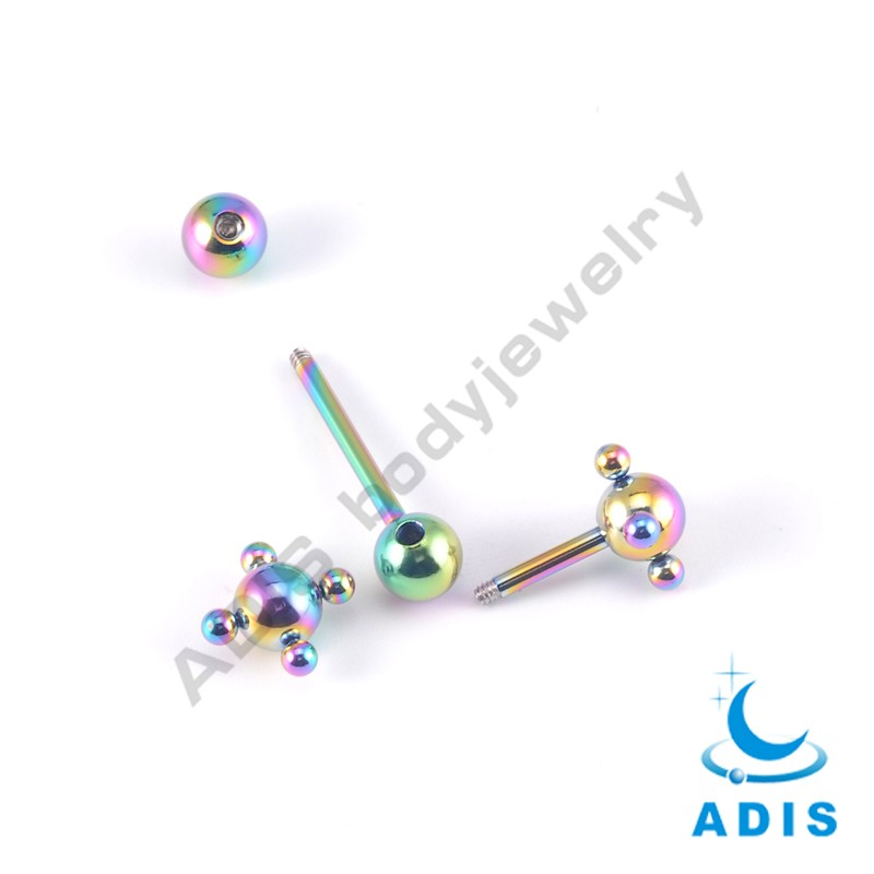 Factory Supply Erotic Spinner Tongue Barbell body piercing