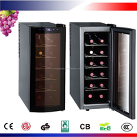 12 Bottles Thermoelectric Wine Cooler CW-35