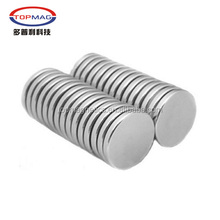 12mm*2mm Grade N42 Permanent Rare Earth Powerful Neodymium Disc Magnet