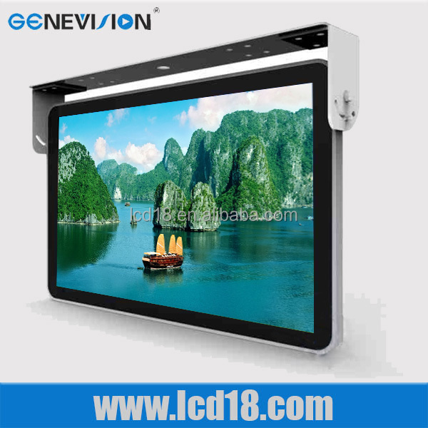 <strong>Manufacture</strong> price 19 inch 1080p tv combination bus monitor for Ad