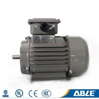 Ul three phase ip55 asynchronous custom motor electric 0,75kw 2800rm