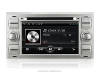 "6.2"" Android 4.0 2 din car stereo for Ford old Focs/Mondeo with Gps navigation,3G,Wifi,Bluetooth,Support DVB-T,DVR"