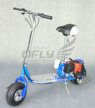 CE Approved foldable xingyue gas scooters