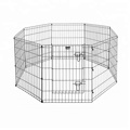 Portable Foldable 8 Panels Pet Playpen