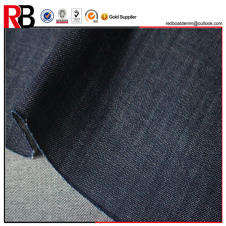 Popular 98%cotton super tencle spandex denim fabric