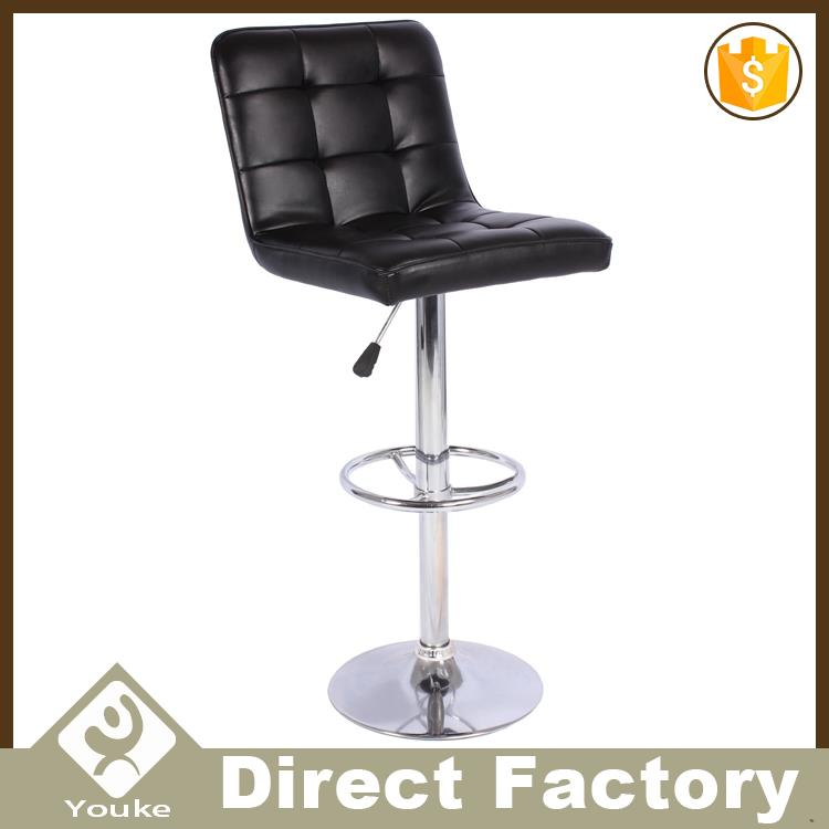 Factory offer simple style barber chair mid-back salon chair of commercial furniture