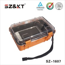 IP67 waterproof hard plasticl tool case for equipment