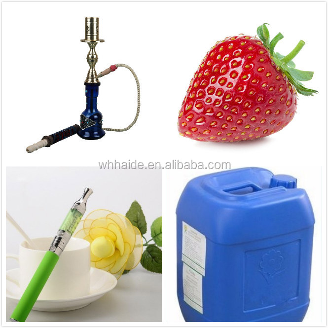 Strawberry flavouring concentrate hookah shisha flavor, tobacco flavor