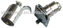 7-Way Blade Type Plug and Socket 12-702 12-703