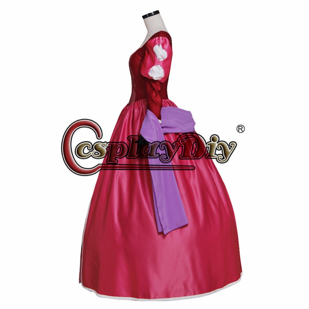 Custom Made Princess Tutu Dress Adult Women Halloween Cosplay Costume