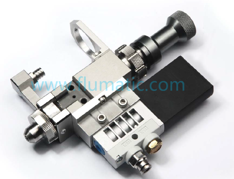 Conformal coating High speed jet dispensing valve glue valve