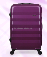 24 ABS Retractable Trolley Luggage Pull
