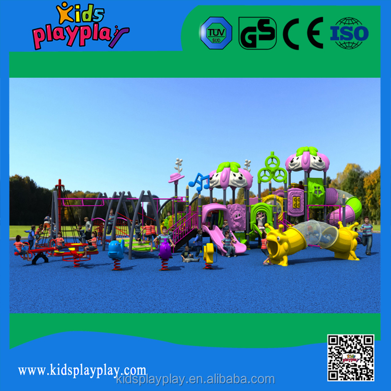 Amazing alien and Future World Series Multifunctional Amusement Slide Children's Outdoor