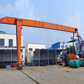 5-32ton MH Model Electric Hoist Singel Girder Gantry Crane