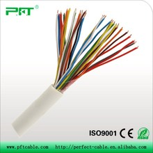 The lowest price Telecommunications network with Multipair Cat3 2 20 25 50 100 300 Pair communication cable