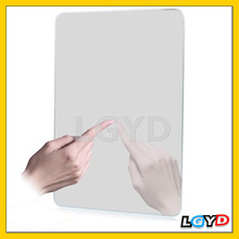 High quality Mirror 22 inch LCD Screen Protector for ipad mini / mini 2 Retina (Taiwan Materials)