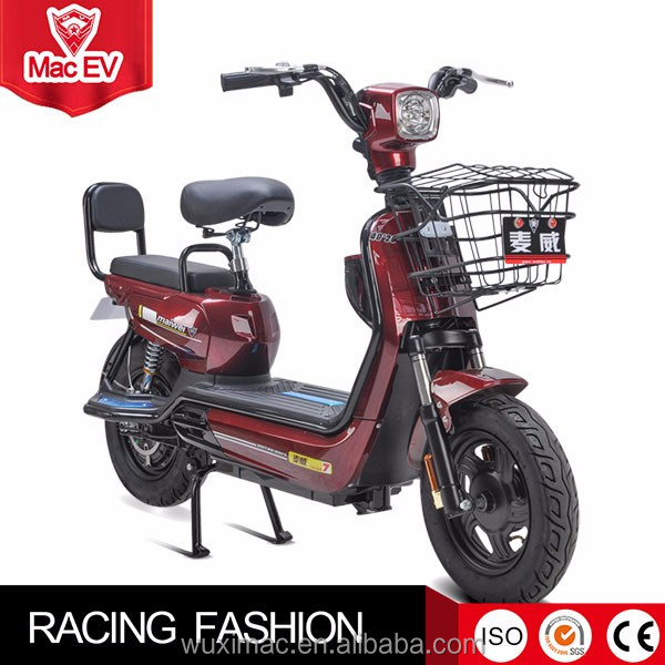 simple design fashion electric bicycle for sale