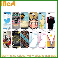 Popular for iphone 5 case,cell phone case with IMD Printing machine to make cell phone cover for