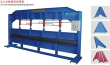 Hot new used iron sheet metal cutting and plate bending machine for sale made in china