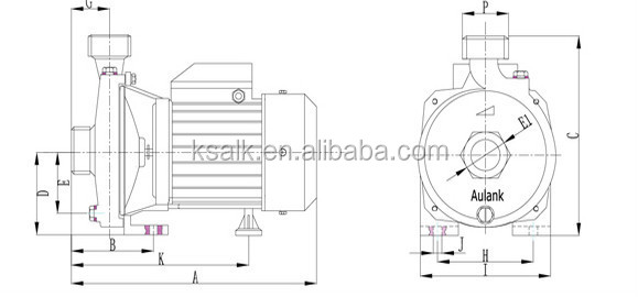 instralling draw of the isw water pump.jpg