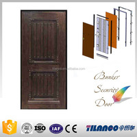 Best Quality Low Price Hot Selling Home Exterior Painting Solid Wood Door Designs