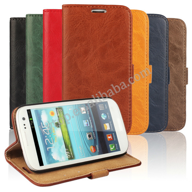 for samsung s3 case, tree texture for samsung s3 leather case