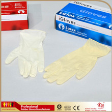 Manufacture Sterile Latex Surgical GlovesLatex gloves disposable gloves Malaysia examination gloves