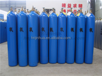 Medical Oxygen Cylinder Empty Gas Cylinder ISO9809