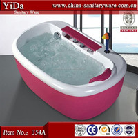 small size baby bathtub, nice massage for kids spa, walk in bathtub with 5 pieces cold and hot water switch
