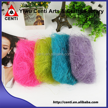 Hot Sale Coloring Natural Sisal Fibre for Luxury Packing Fill