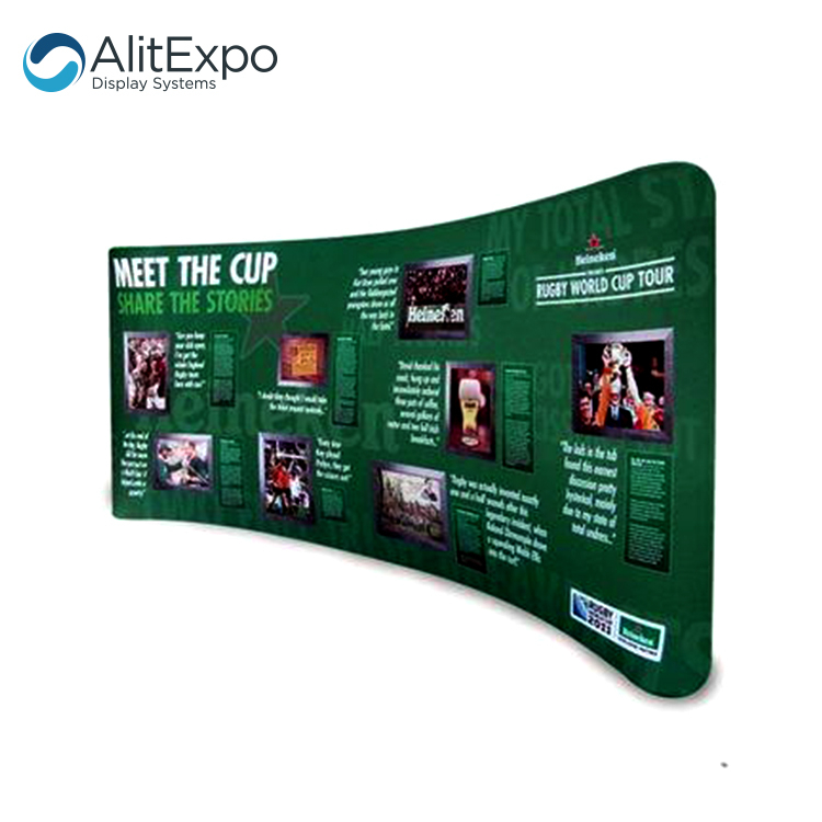 Backdrop Stand Outdoor Display Stands Backdrop Print Tension Fabric Banner Stand