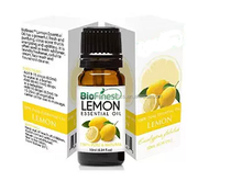 Best Organic Edible Lemon Essential Oils Wholesale
