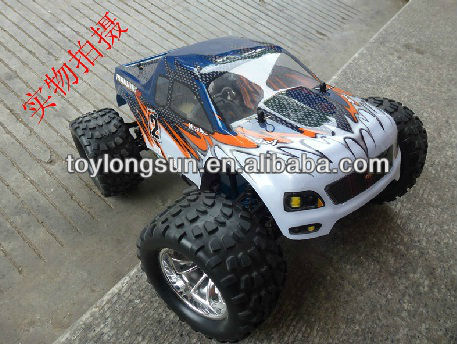 HSP 94188 1/10th 4WD Scale RTR off-road Nitro Gas Powered Touring RC Truck