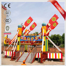 carousel flying carpet amusement ride,playground equipment merry go round