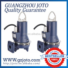 WQAS portable centrifugal submersible sewage pump made in china