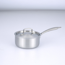 Good price for New 201 stainless steel sauce pot for kitchenware