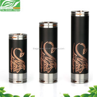 full mechanical mod stingray mod clone, stingray mechanical mod