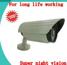 "2012 BEST Sell bullet camera serveillance 1/3"" SONY 650TVL, Low Illumination, DWDR, OSD, 3D NR Sense up Sony 638/639 + RJ 10"