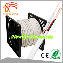 Good Quality 75 Ohm RG59 CCTV Power Coaxial Cable +2c Power Cable China Supplier