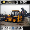 XCMG chinese backhoe loader XT876 tractor loader and backhoe with mower